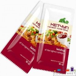 Упаковка для кетчупа