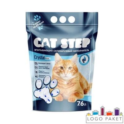 Пакет дой-пак для наполнителя кошачьего туалета с замком зип-лок и вырубной ручкой