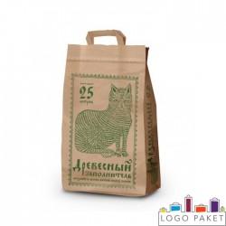 Упаковка для кошачьего наполнителя