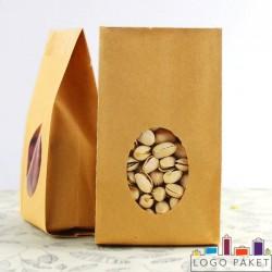 Крафт-пакеты для орехов