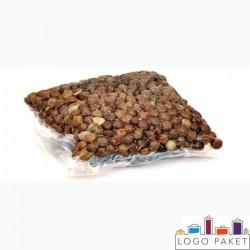 Вакуумная упаковка для орехов