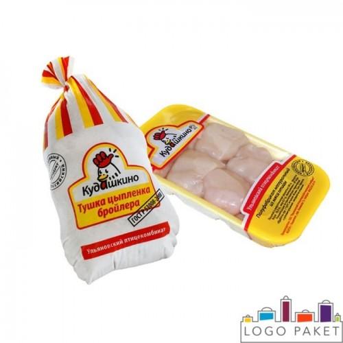 Пакеты для птицы термоусадочные для упаковки кур, цыплят и бройлеров