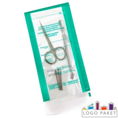 Пакеты для паровой стерилизации