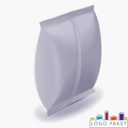 Пакет трехшовный для влажных салфеток с отрывным клапаном