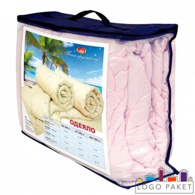 Сумка-чемодан ПВХ с ручками и картонным вкладышем