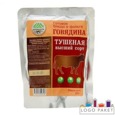 Реторт пакеты заказать у производителя крупным и мелким оптом | LogoPaket.ru