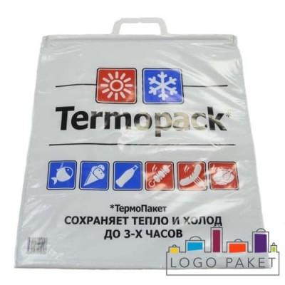 Термопакеты с пластиковой ручкой