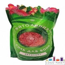 Пакет флоупак flow pack  для соли для ванной