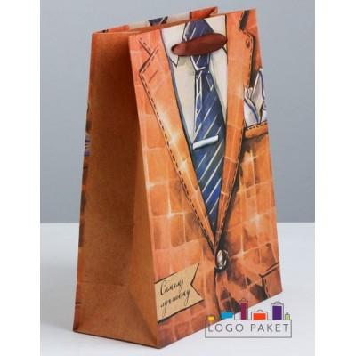 Подарочные пакеты  Подарок настоящему мужчине на заказ