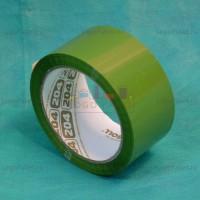 рулон зелёного скотча