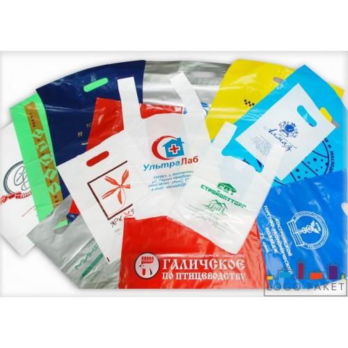 Краски, используемые при печати на полиэтиленовых пакетах