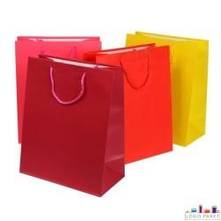 Ламинация бумажных пакетов из мелованной бумаги