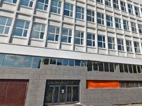 Офис компании ЛогоПакет в Санкт-Петербурге