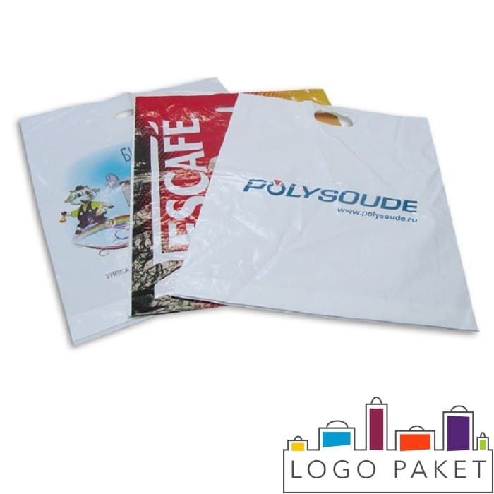 Печать на ПСД пакетах