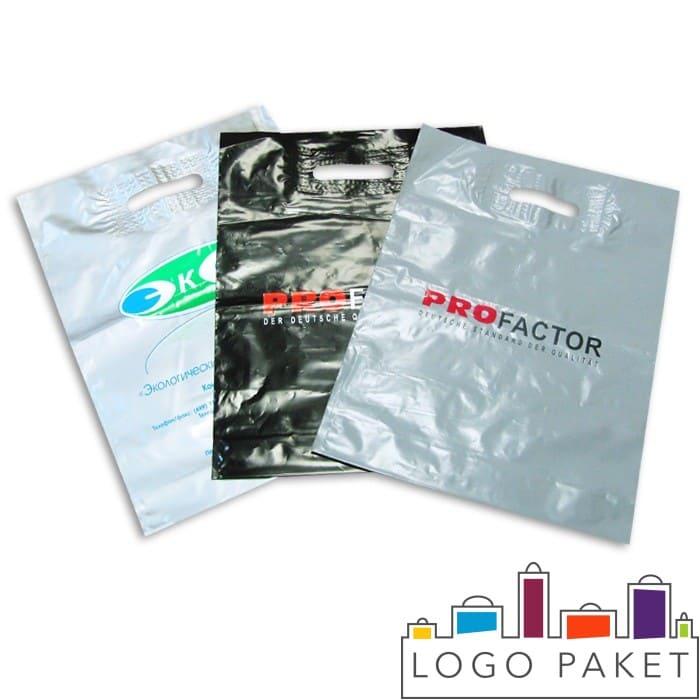 Печать на ПСД пакетах, вид сверху