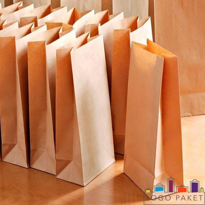 Подготовка крафт пакетов к печати