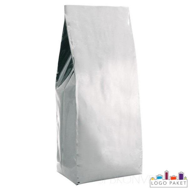 Пакет с центральным швом, белый