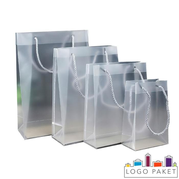 Пакеты ПНД прозрачные