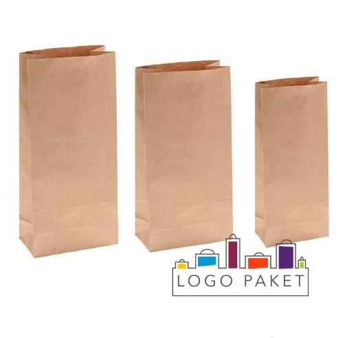 Крафт-пакеты без ручек