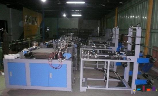 производство Крафт-пакеты 230*80*50