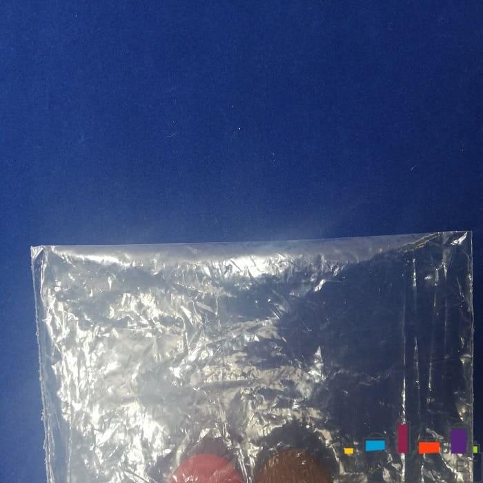 пример пакета зип лок прозрачного