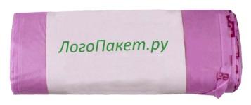 рулон биоразлагаемых пакетов