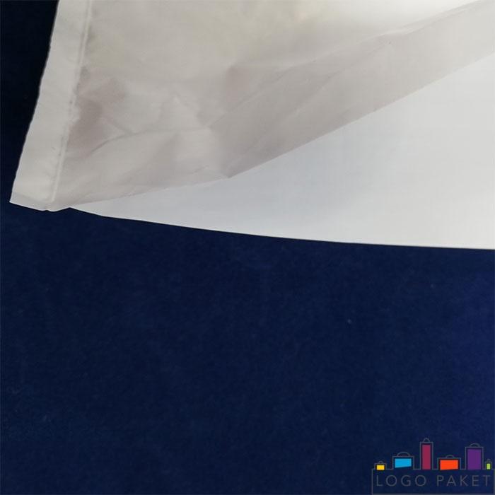 боковая складка пакета