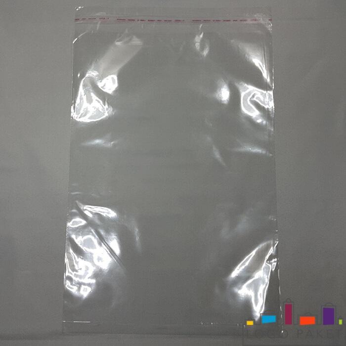 пп пакет прозрачный