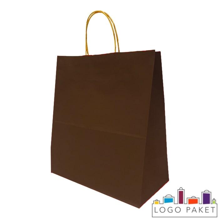 Крафтовые пакеты шоколад