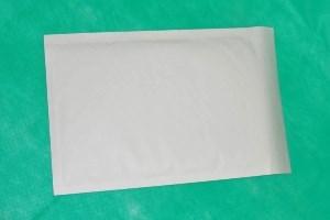 образец белого конверта крафт 140х220 мм