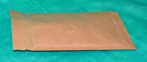 образец коричневого конверта из крафта 170х220 мм