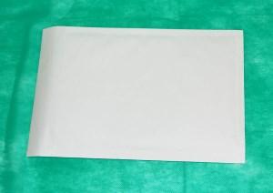 образец белого конверта крафт 170х200 мм