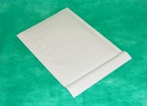 образец белого конверта крафт 290х370 мм