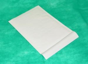 образец белого конверта крафт 250х340 мм