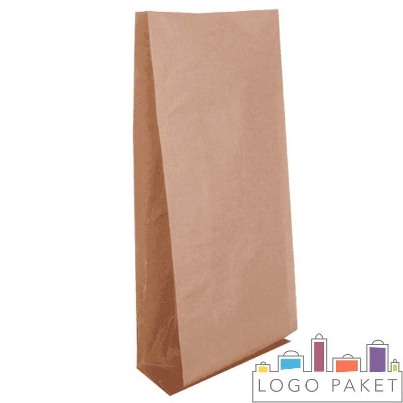 Крафт пакеты с боковыми фальцами
