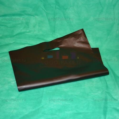 Пакет пэперматч с прорубной ручкой