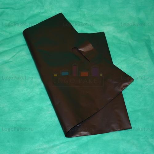 Пакет пэперматч с прорубной ручкой вид 2