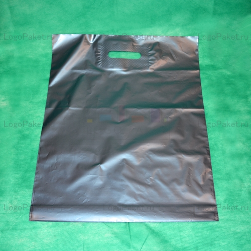 пакет ПНД 20х30 см с вырубной ручкой