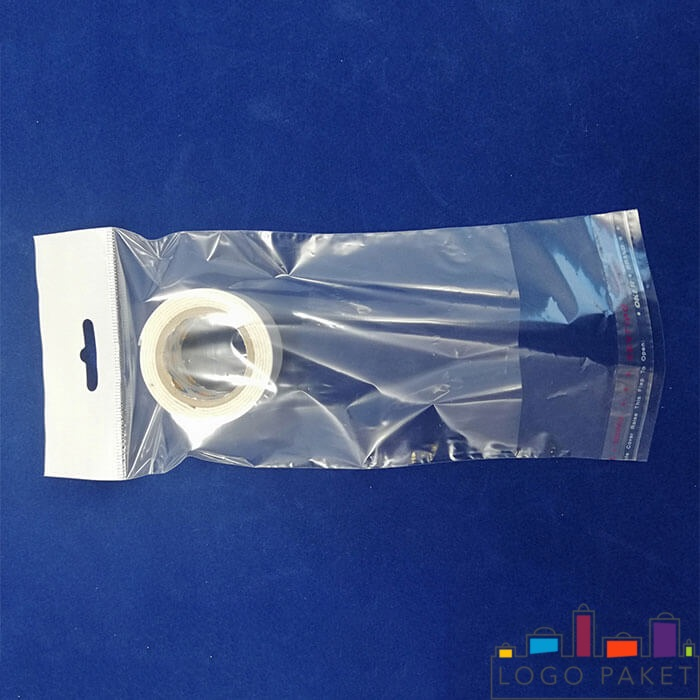 пример пакета полипропиленового с еврослотом и клапаном