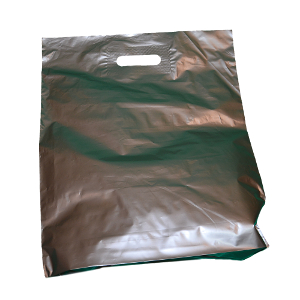 образец пакета ПСД 20х30 см с вырубной ручкой