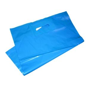 образец пакета ПСД 40х50 см с вырубной ручкой