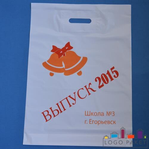 пакет с логотипом пвд