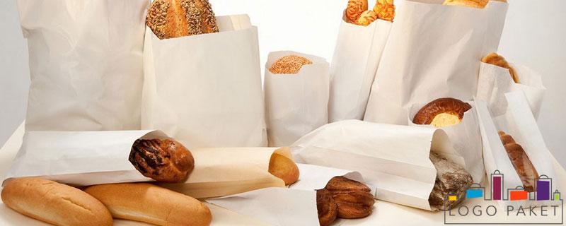 Ассортимент бумажных пакетов для хлеба и выпечки
