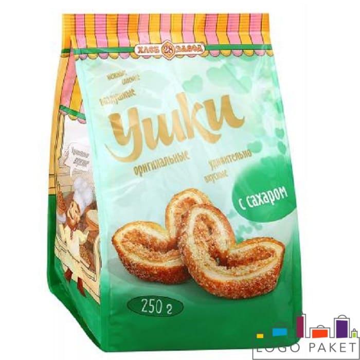 Печенья в гассет-упаковке
