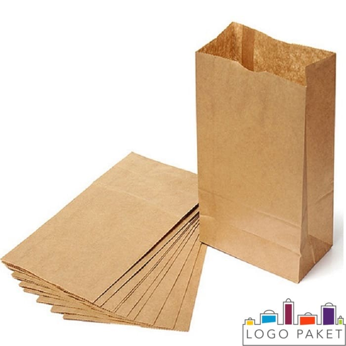 Крафт пакеты для кондитерских изделий