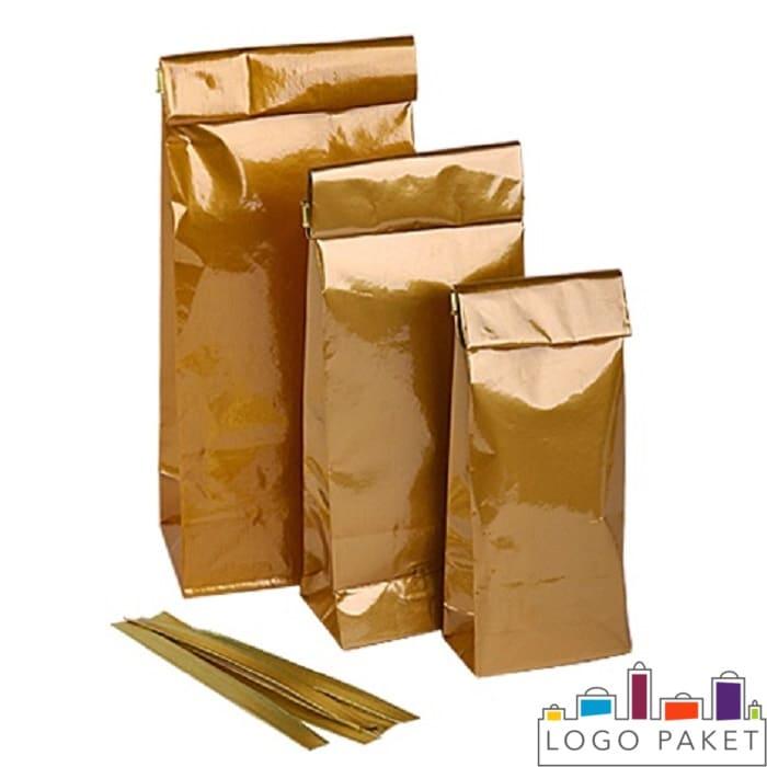 Пакеты металлизированные для кондитерские изделия