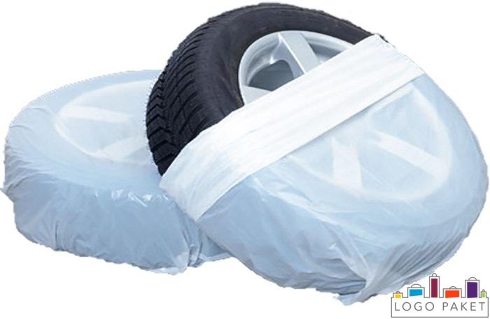колеса для автомобилей в пакетах