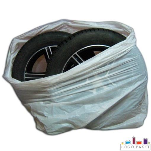 Упаковка шин в пакеты