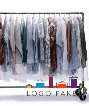 Примеры пакетов для одежды