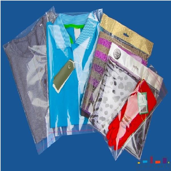 ПВД пакеты для одежды, под заказ